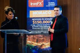 IronFX Kereskedési Verseny 6,Molnár Zalán