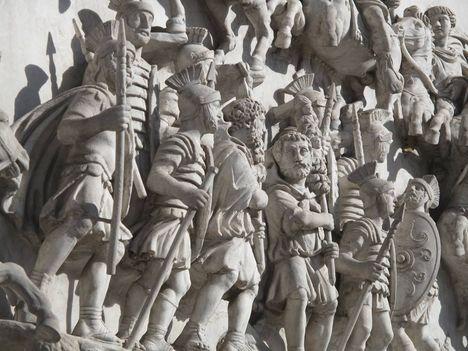 Antoninus Pius Column részlet1