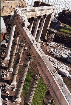 Porticus of Dei Consentes _ Forum3