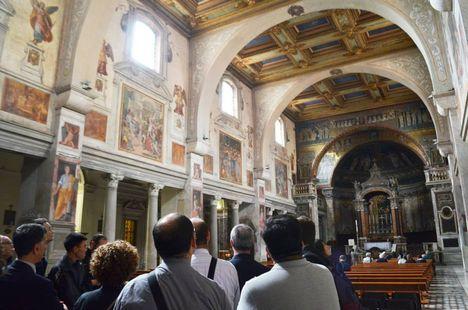 Basilica di Santa Prassede4