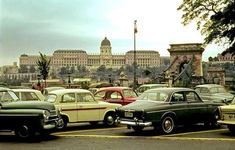 Budapest, 1960-70-es évek