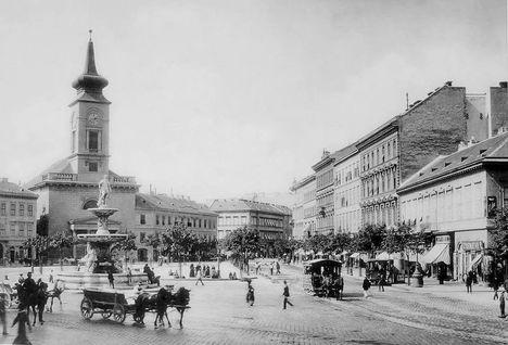 Kálvin tér (1899)