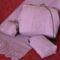 Sál és táska szett gyapjúból vertcsipkével díszítve