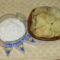Fűszeres sajtkrém chipsszel