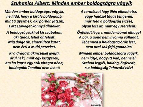 Szuhonics Albert
