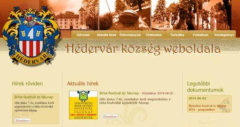 HÉDERVÁRI BIRKAFŐZŐ FESZTIVÁL ÉS FALUNAP 2014 JÚNIUS 7