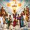 Június 3: Lwanga Szent Károly és társai vértanúk