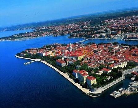 Zadar horvát tengerpart kiadó tengerparti apartmanok nálunk 1
