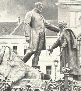 Fadrusz János - Wesselényi emlékmű