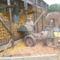Kukoricamorzsolás az Aronyos-szigeti dűlőben, Mosonmagyaróvár 2014. május 24.-én