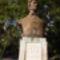 Petőfi szobor a nagyváradi Petőfi parkban