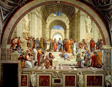 Raffaello Sanzio_Scuola_1509