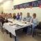 Tagságunk és vendégeink a Júniusi Kör találkozónkon. ( 2014.Jún.3. első kedd )