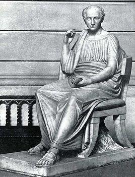 Ferenczy István - Kölcsey szobor