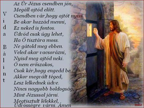 Engedd  be  Jézust!