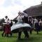 Margaréta Tánccsoport folklór bemutatója : húsvéti locsolkodás