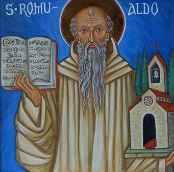 Június 19:Szent Romuald rend alapító  apát