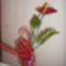 flamingó Anett váz