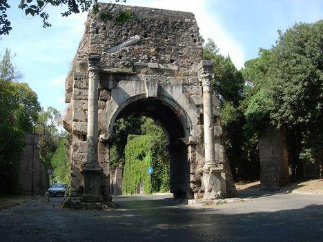 Capena Gate
