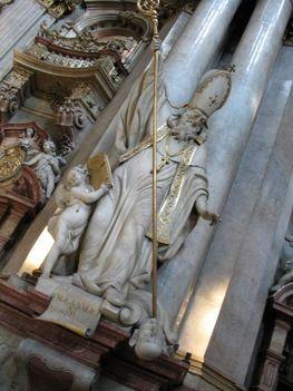 Június 26:Alexandriai Szent Ciril püspök és egyháztanító