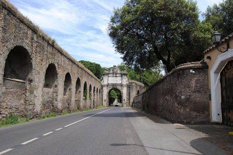 La Via Aurelia