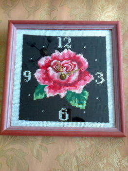 Rózsa óra