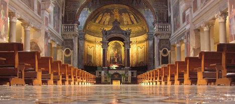 Basilica di Santa Prassede6