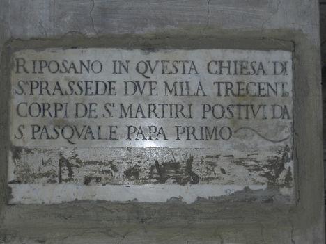 Basilica di Santa Prassede  2.