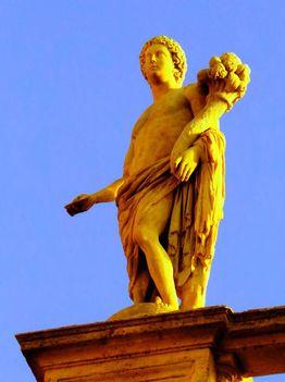 Musei Capitolini épületdísz