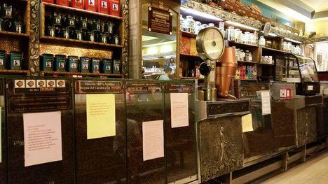 Casa del caffe tazza d oro al Pantheon