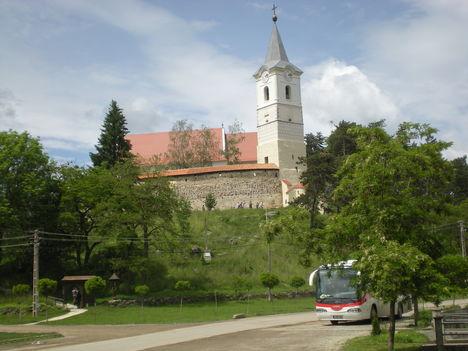 Csikkarcfalva és Jenőfalva vártémploma 8