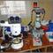 Mikroszkópos munkaasztalom - munka közben..