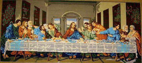 utolsó vacsora