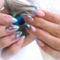 Camber nail shape