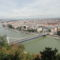 Gellért-hegyről kilátás, Erzsébet híd