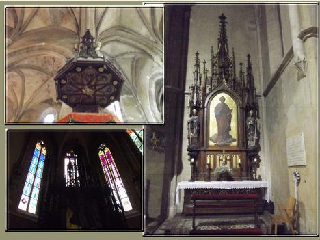 Sopronban, a Szent Mihály templomban 22