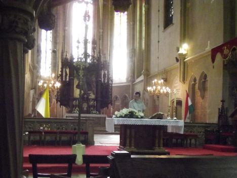 Szent Mihály templom-Sopron 13