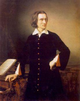 Barabás Miklós - Liszt Ferenc