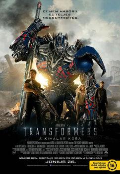 Transformers - A kihalás kora