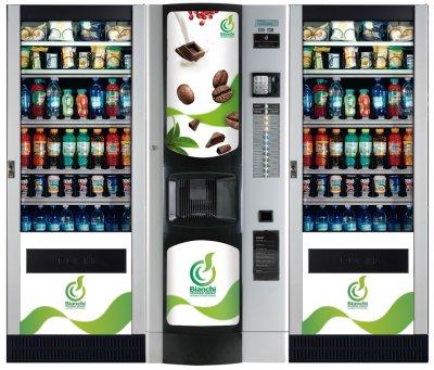 Bianchi Vending Machine