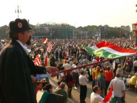 hősök terei tüntetés a választásokért
