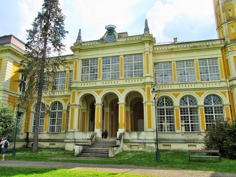 Károlyi-kastély, Füzérradvány