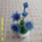 Kék virágom