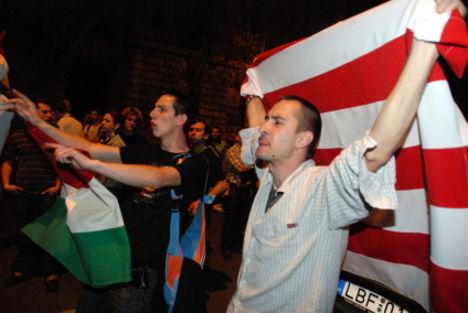 kossuth téri tüntetés
