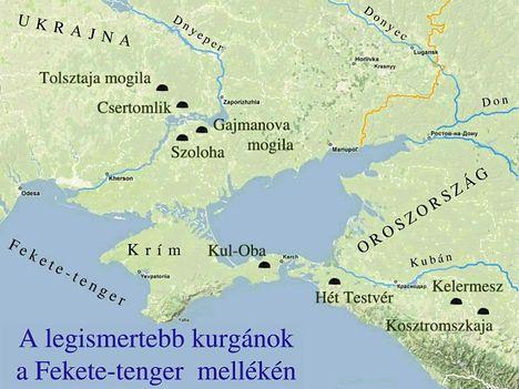 kurgánok