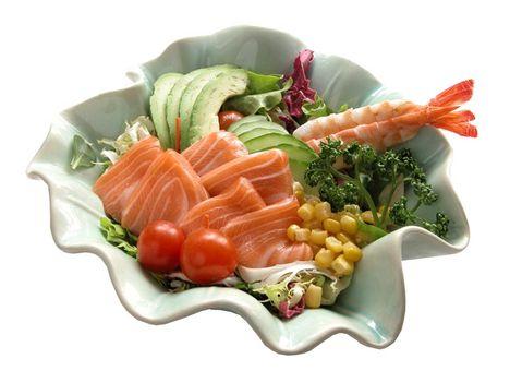Kyoto saláta halimádóknak
