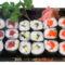sushi finomságok