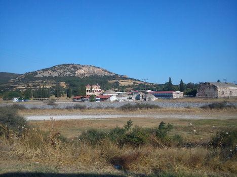 Ásatás (török fürdő)