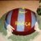 Barcelona drukker torta