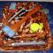 Csanika szherszámos tortája
